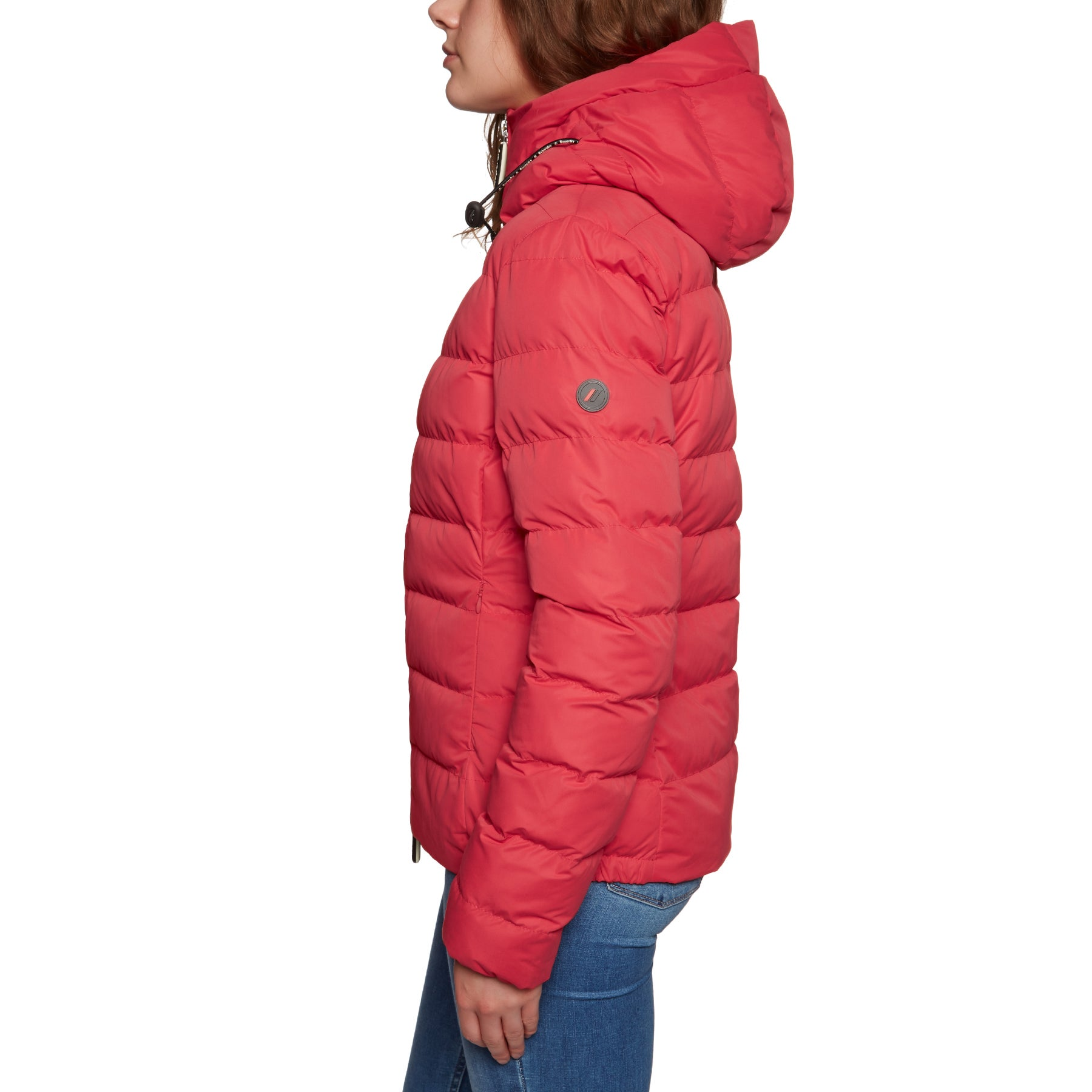 Red All Sizes Superdry Sdx Arctic Womens Jacket