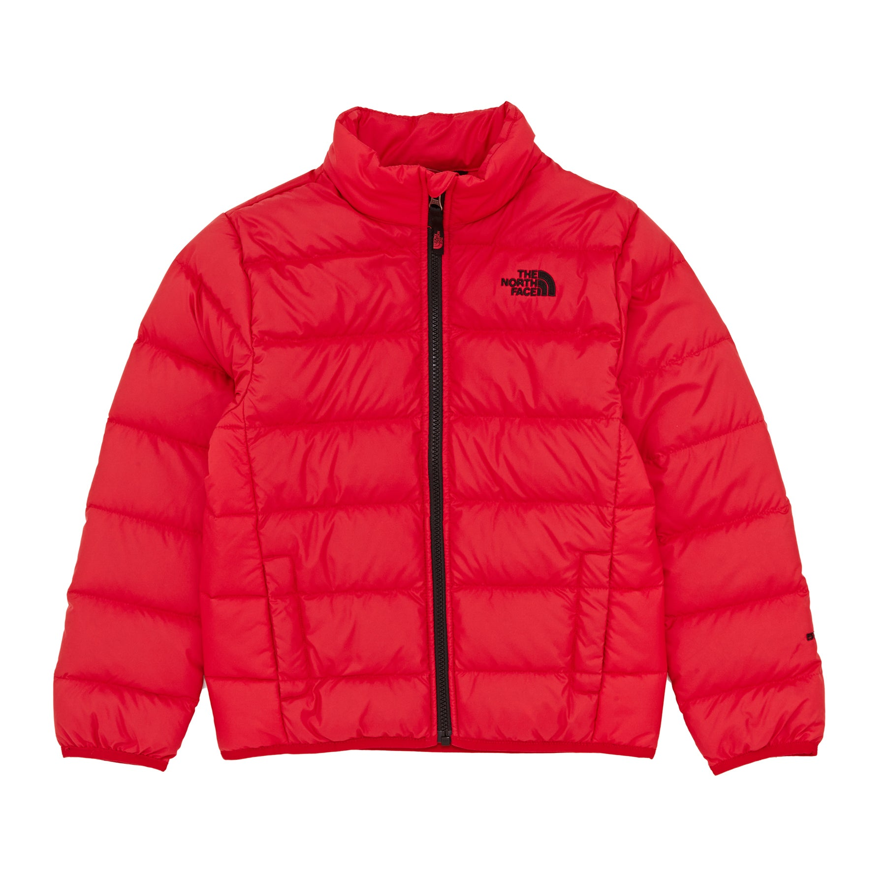 North Face Andes Boys Down Jacket - TNF Red TNF Black