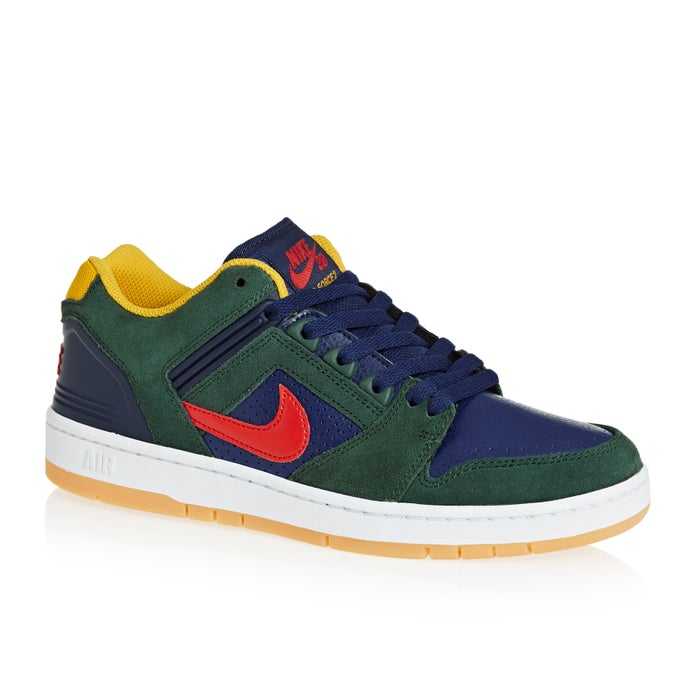f01478e64a8 Chaussures Nike SB Air Force Ii Low