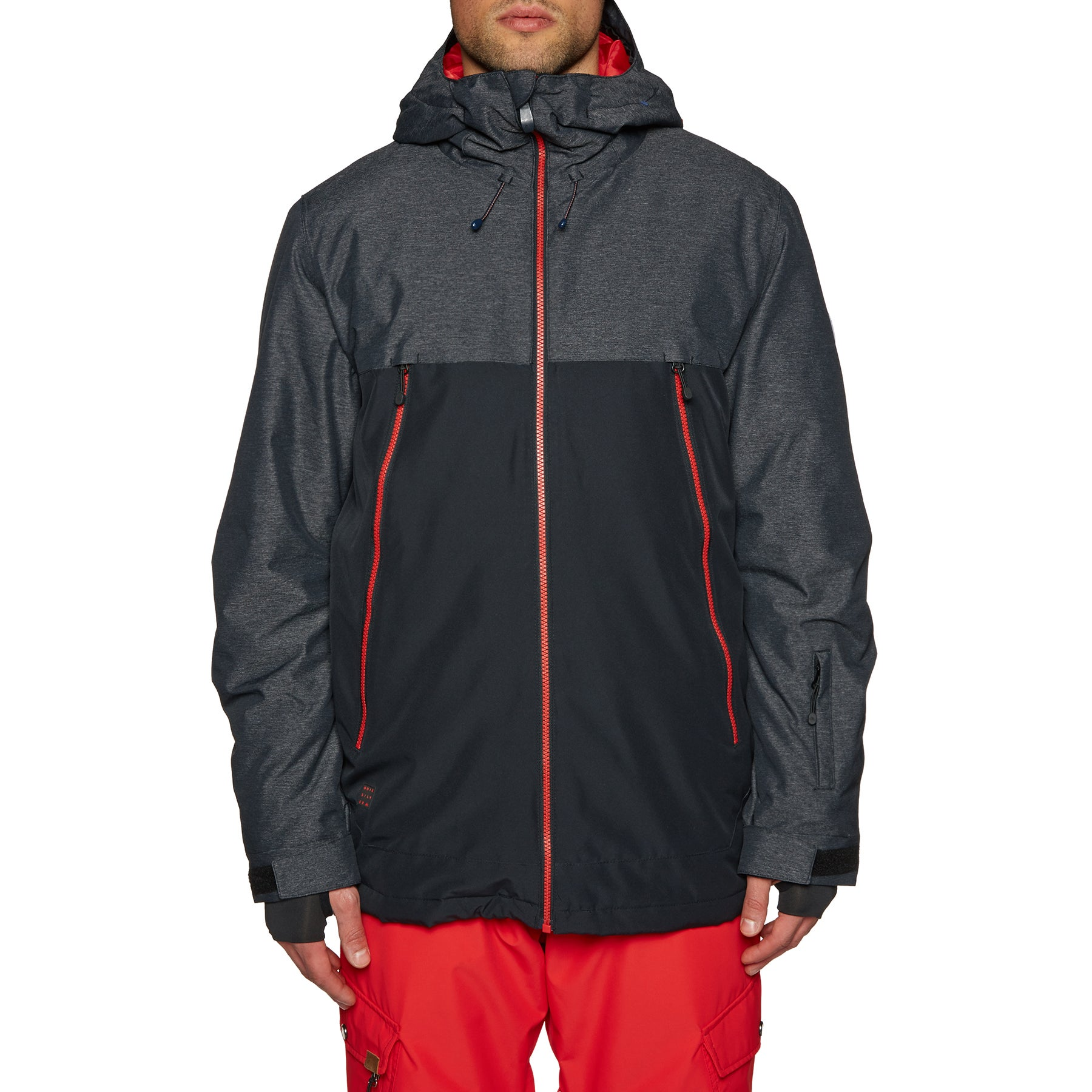 757782b66b4 Quiksilver Mens Sierra Snow Jacket available from Surfdome