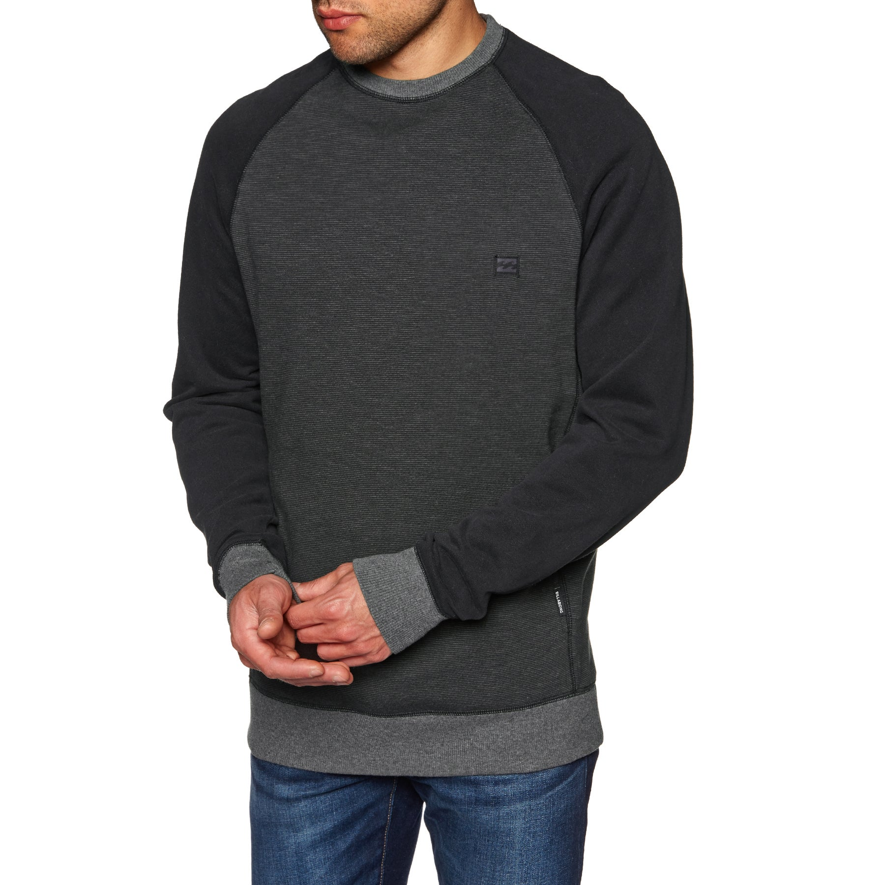Billabong Balance Crew Sweater - Black