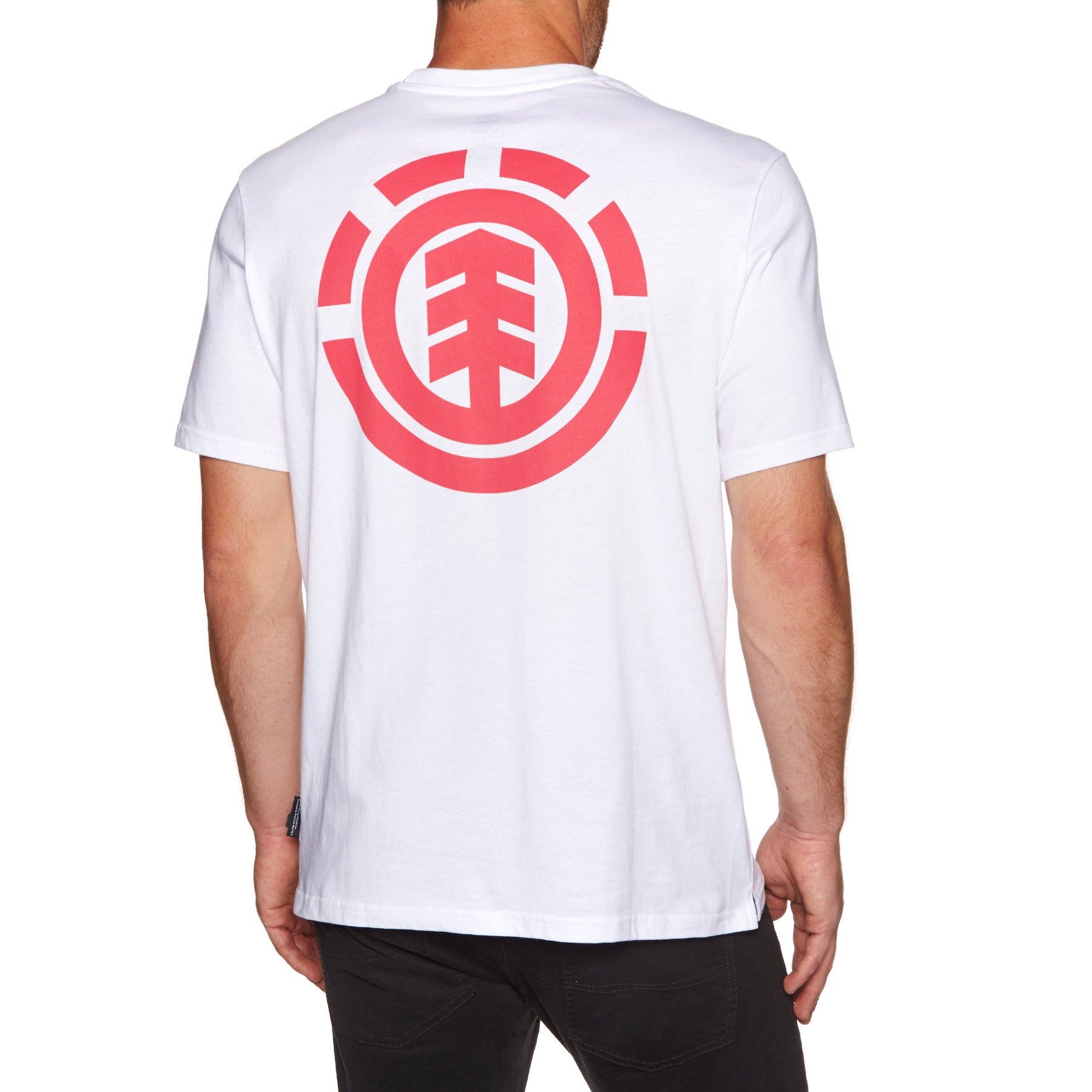 Camiseta de manga corta Element KH 92 - Optic White
