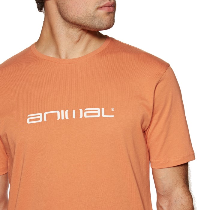 T-Shirt à Manche Courte Animal Classico
