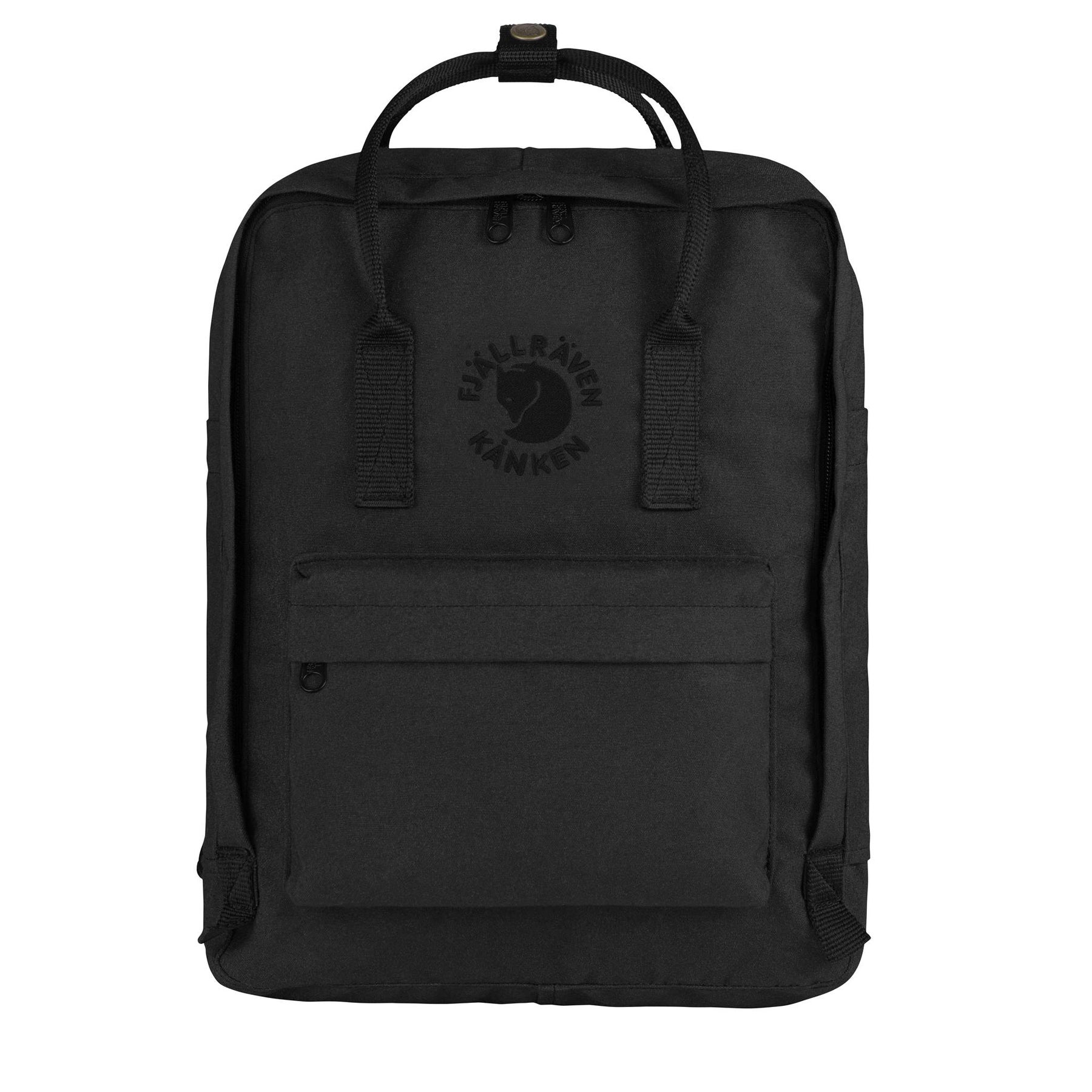 Fjallraven Re Kanken Rugzak - Black