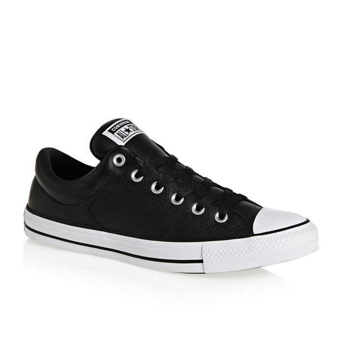 5c235e9bd1cd Converse Chuck Taylor All Stars High Street Leather OX Shoes ...