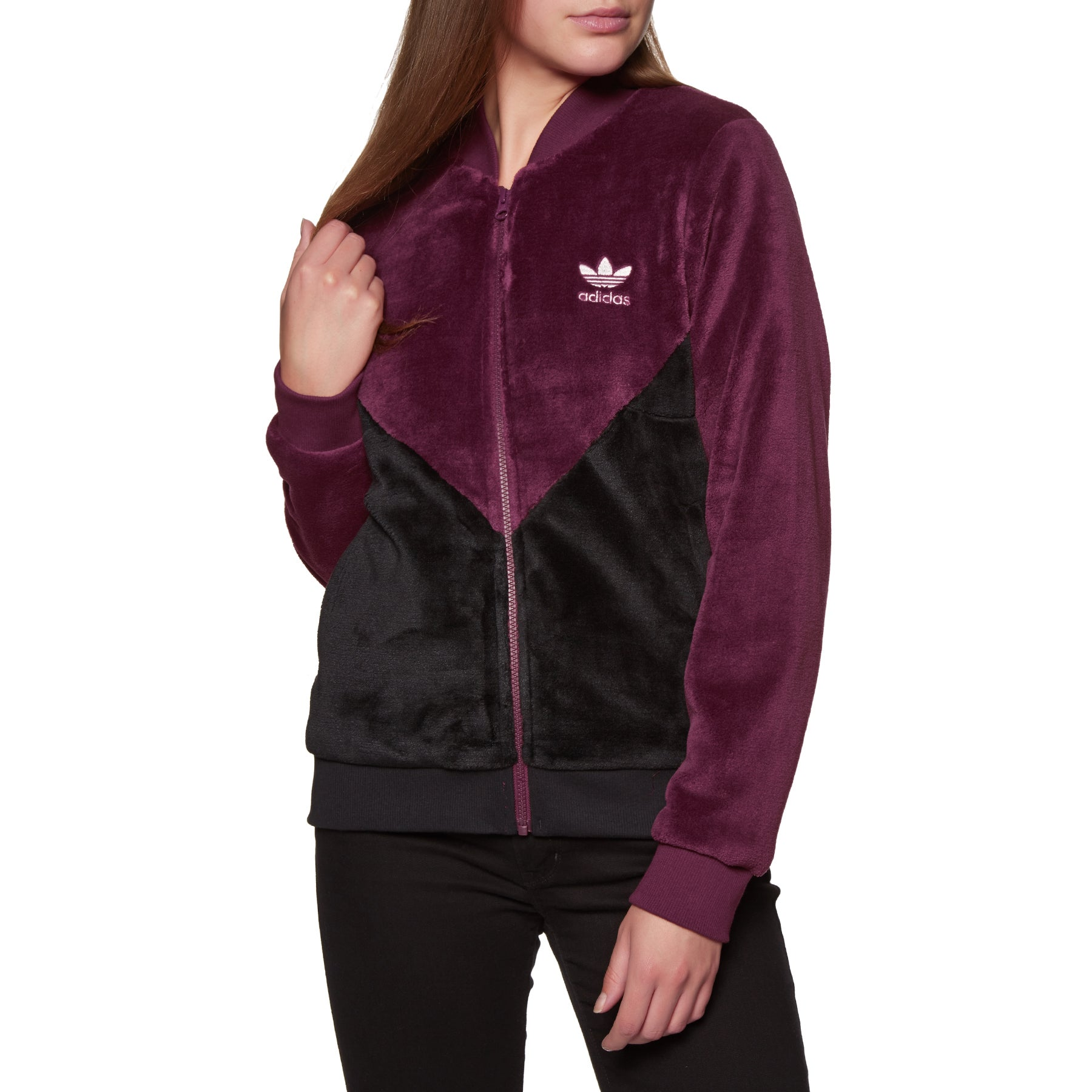 newest efc8f 55a33 Adidas Originals CLRDO Womens Track Jacket