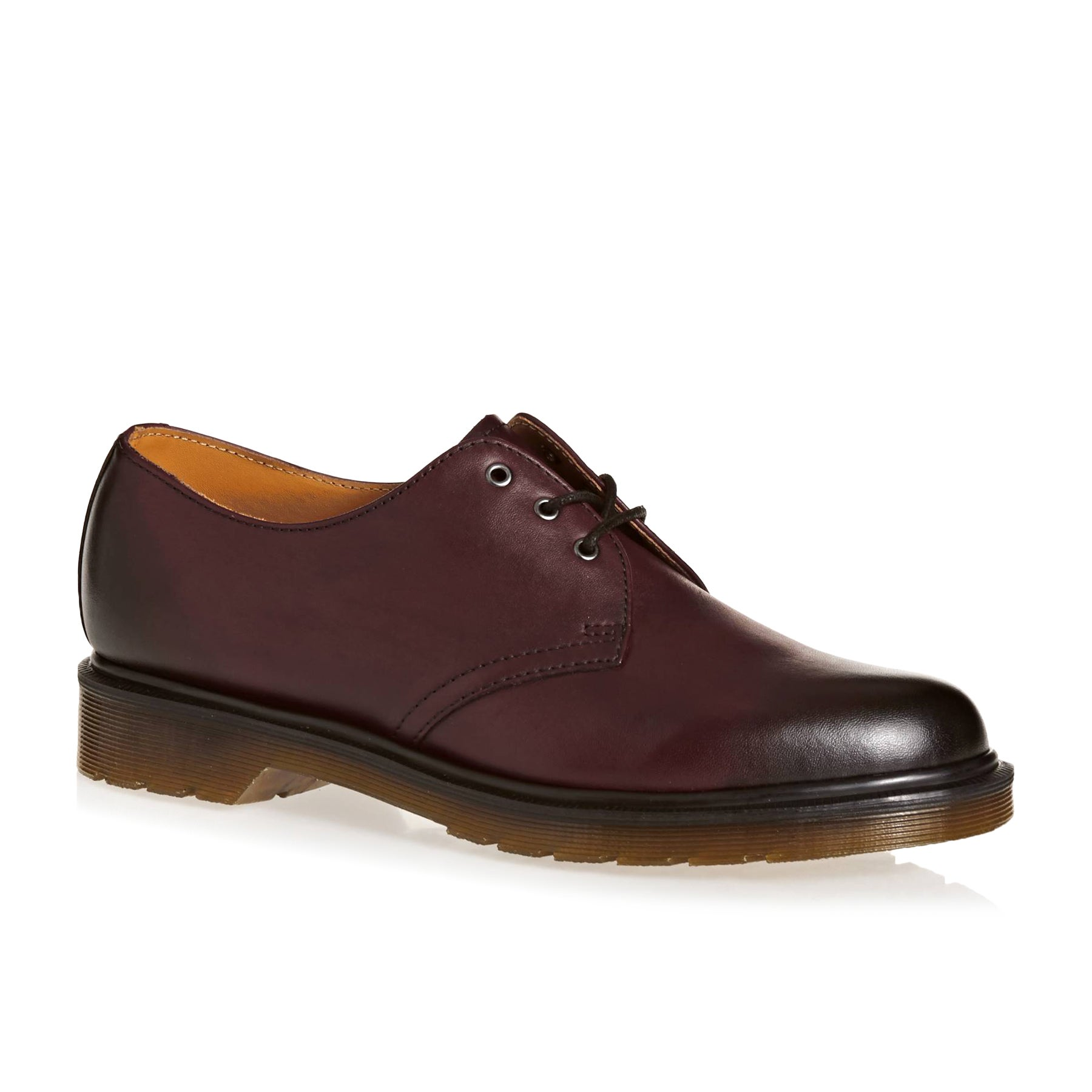 Chaussures Dr Martens 1461 - Cherry Red Temperley Wf