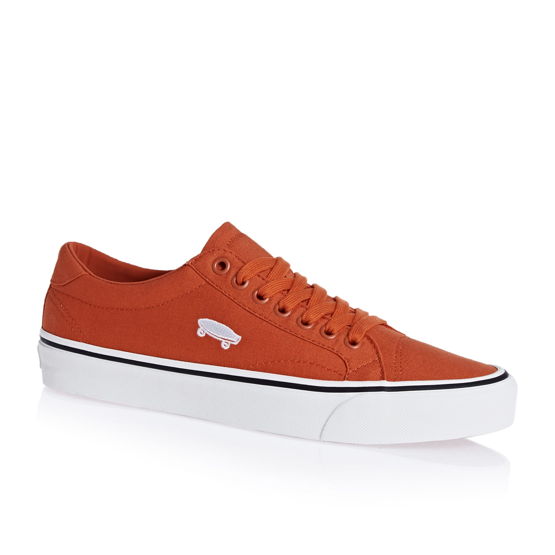 Vans Court Icon Shoes - Canvas   Pureed Pumpkin Cloud Dancer