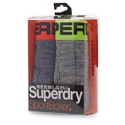Caleçons Superdry Sport Double Pack