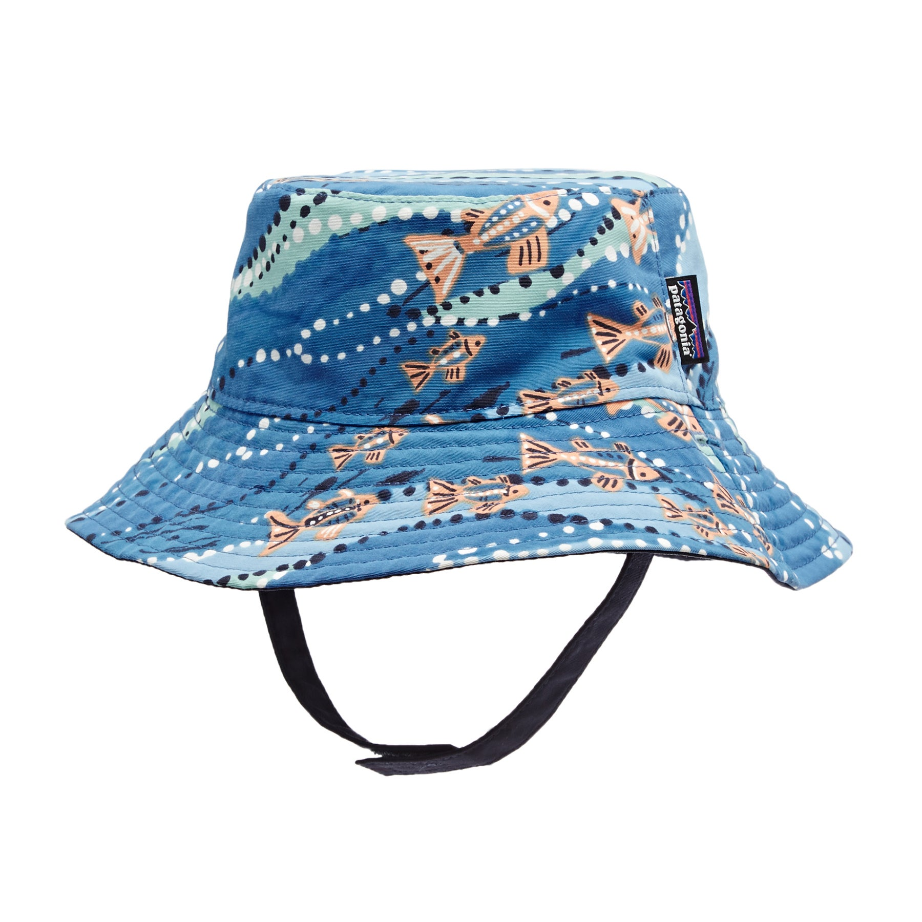 f7cbe8e9b69c4 Patagonia Baby Sun Bucket Kids Hat available from Surfdome