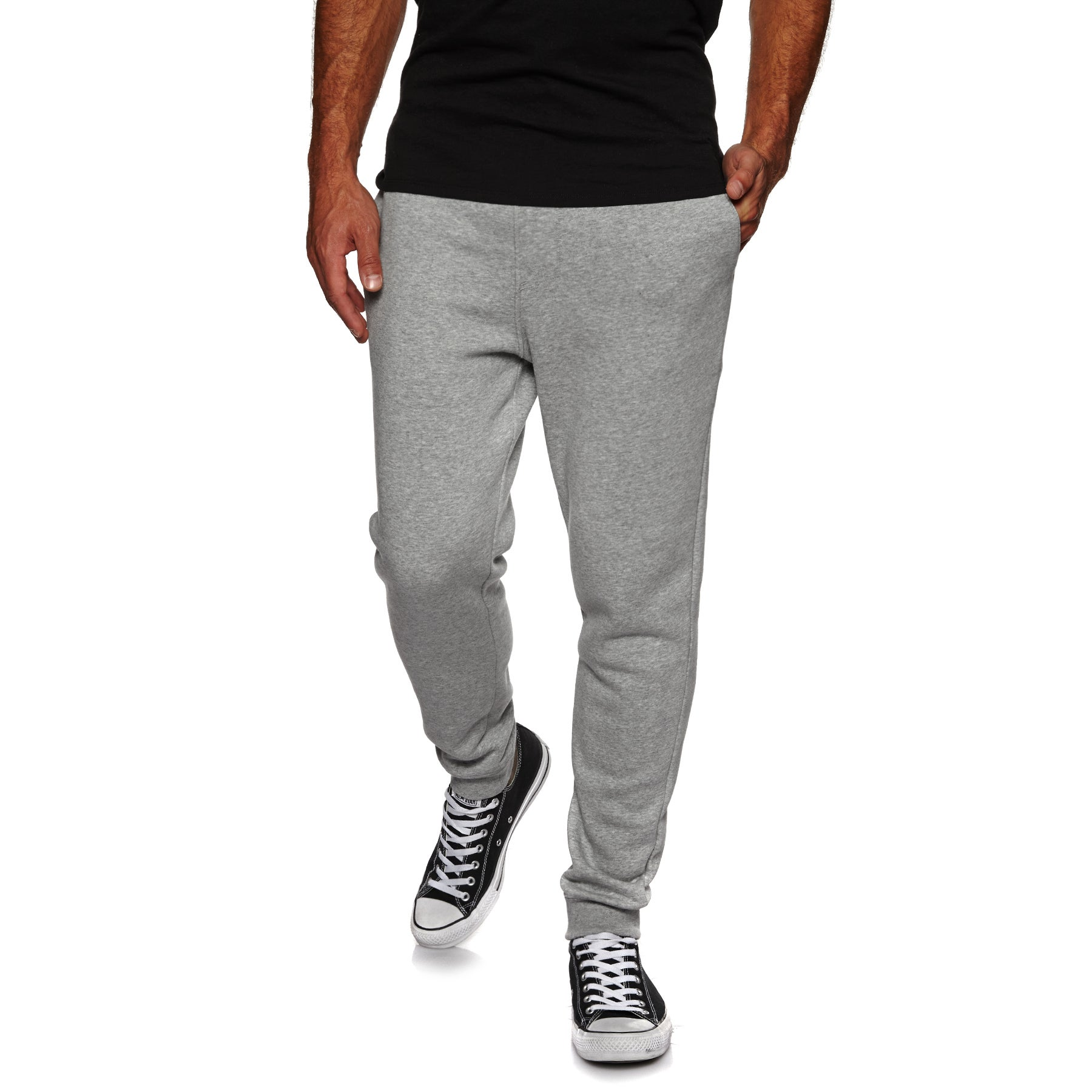 Hurley Surf Check Jogging Pants - Dark Grey Htr