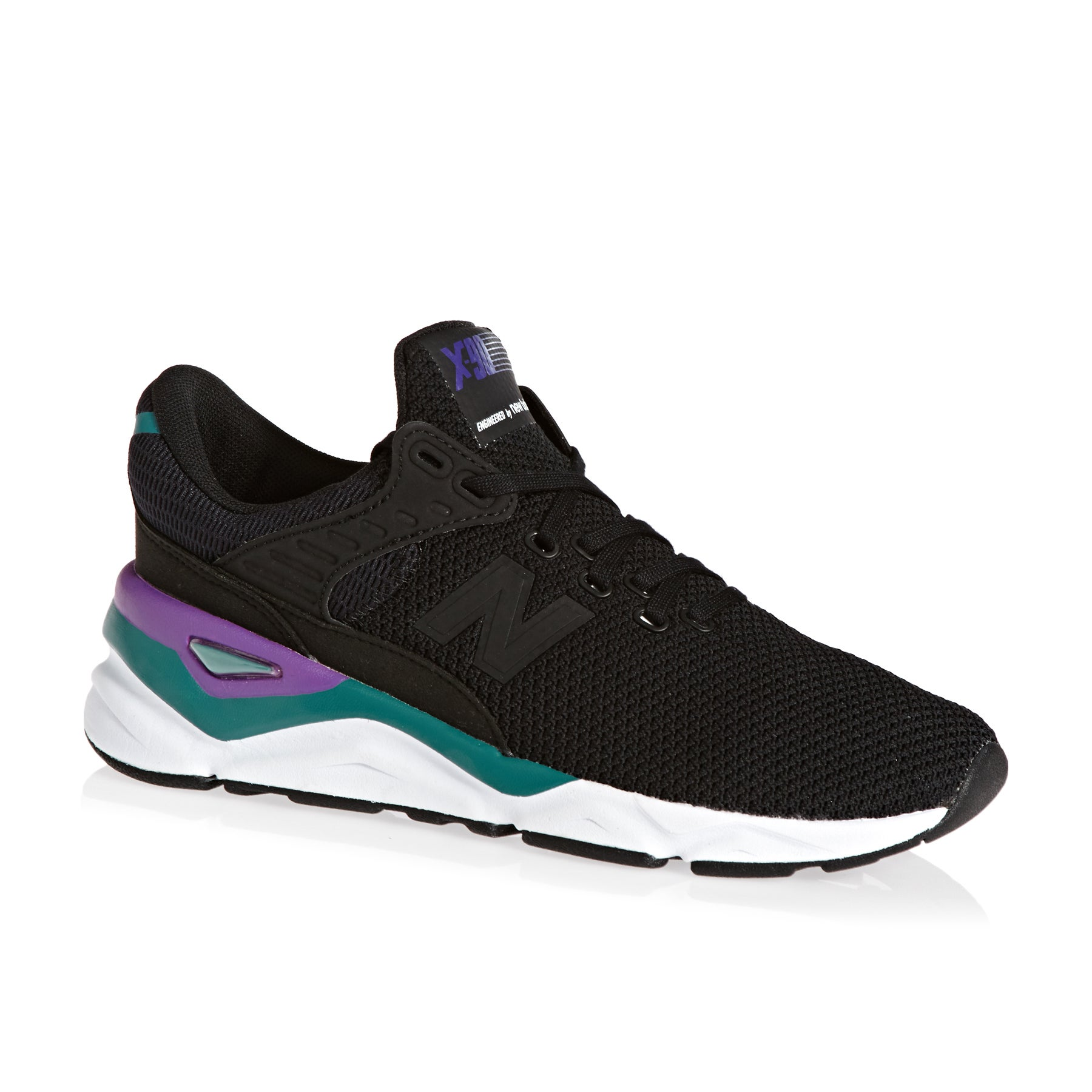 New Balance Wsx90 Womens Shoes - Phantom (093)