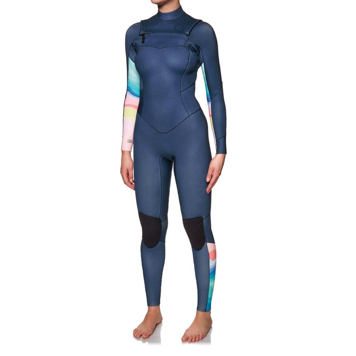 Billabong Salty Dayz 4/3mm 2019 Chest Zip Wetsuit