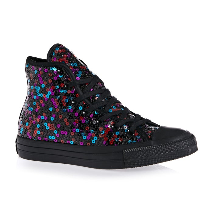 528d834543b5 Converse Chuck Taylor All Star Hi Womens Shoes available from Surfdome