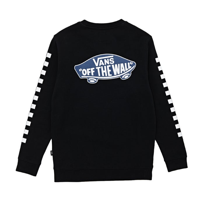 b8974241322a20 Vans Exposition Check Crew Boys Sweater available from Surfdome