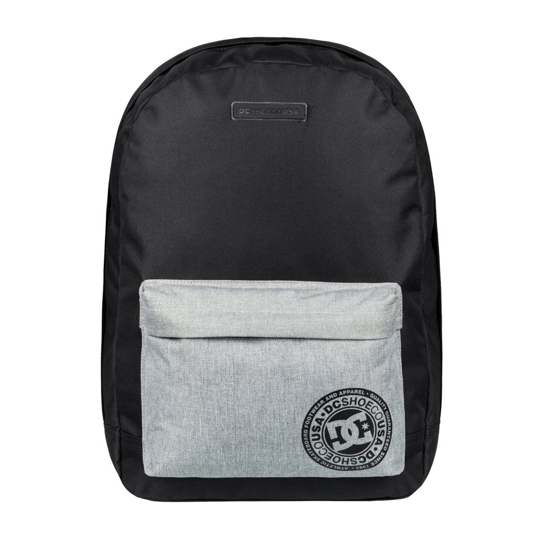 DC Backstack Canvas Backpack - Black