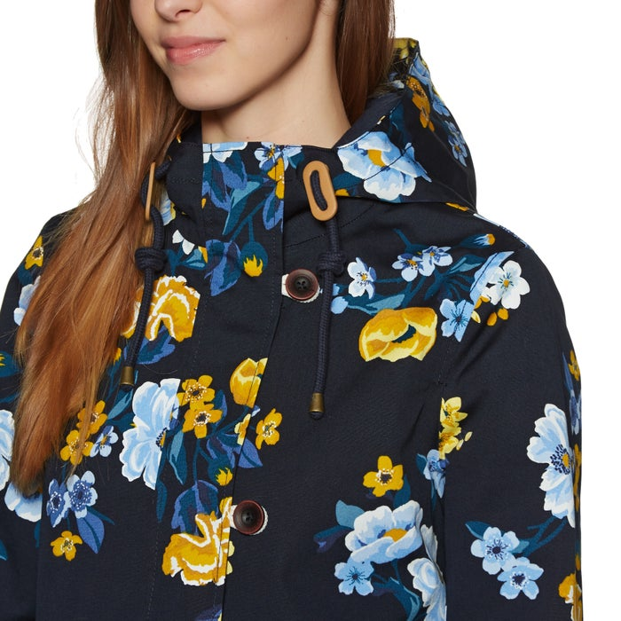Joules Coast Print Womens Jacket