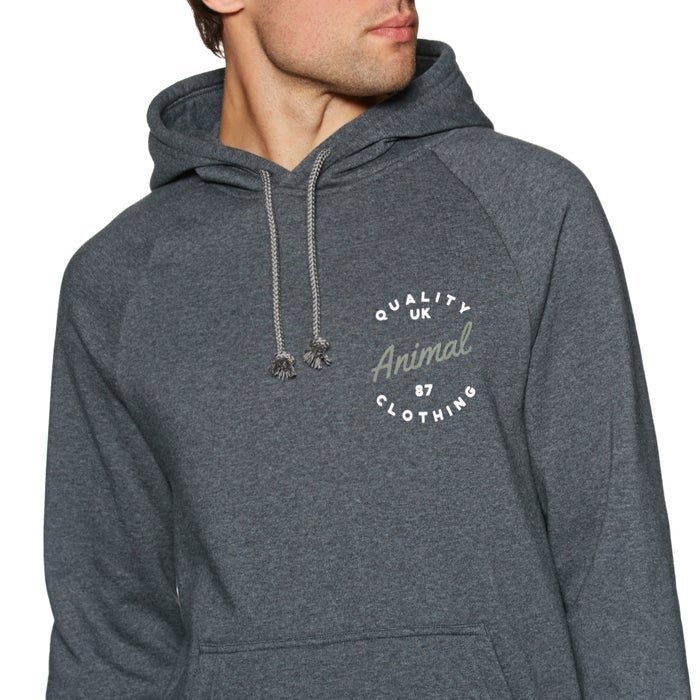 Animal Laidback Pullover Hoody