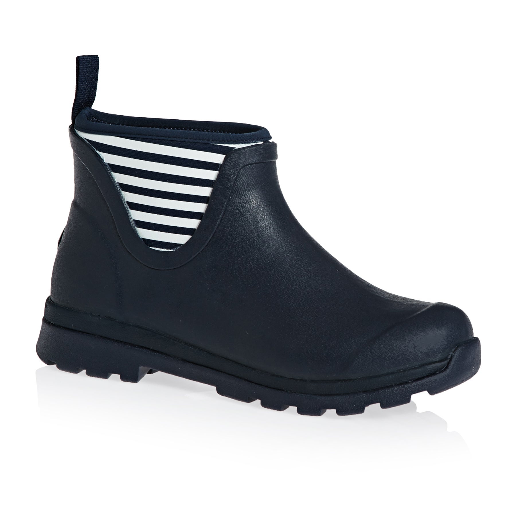 Botas de lluvia Mujer Muck Boots Cambridge Ankle - Navy White