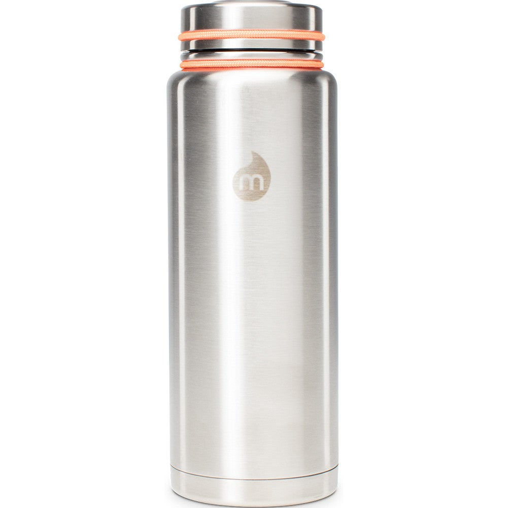 Mizu V12 w Stainless Steel Lid Flacon - Stainless Steel