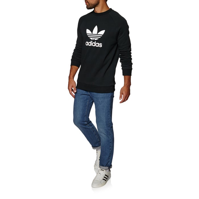 Adidas Originals Trefoil Crew Sweater