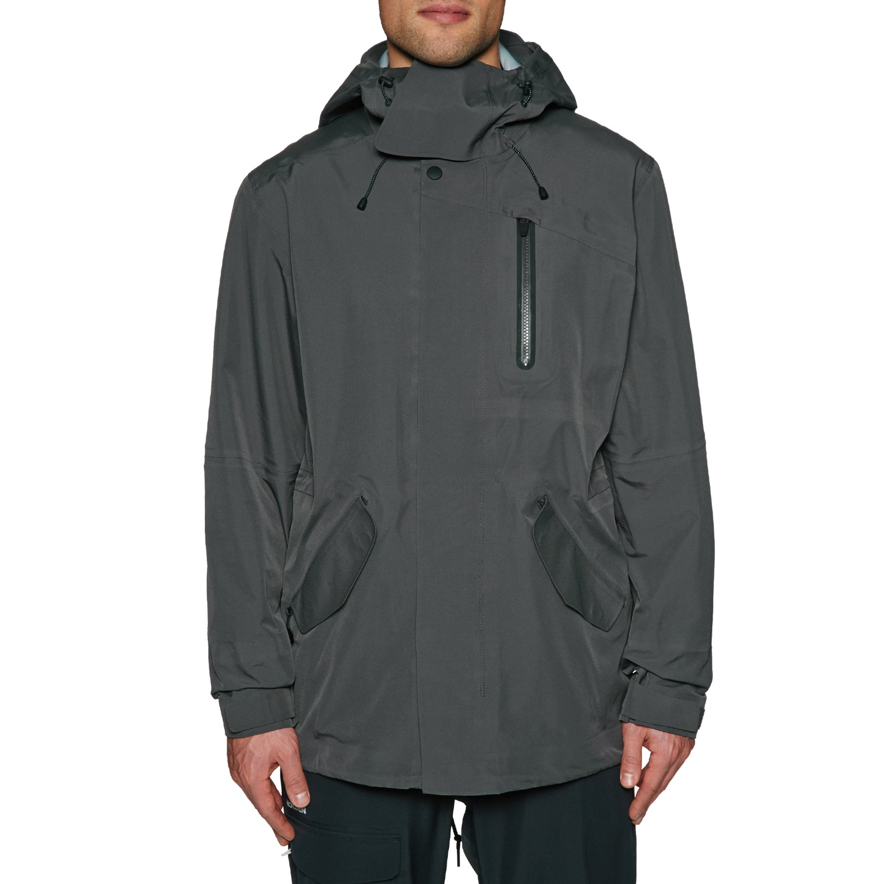 Holden M-51 3-layer Fishtail Snow Jacket - Shadow