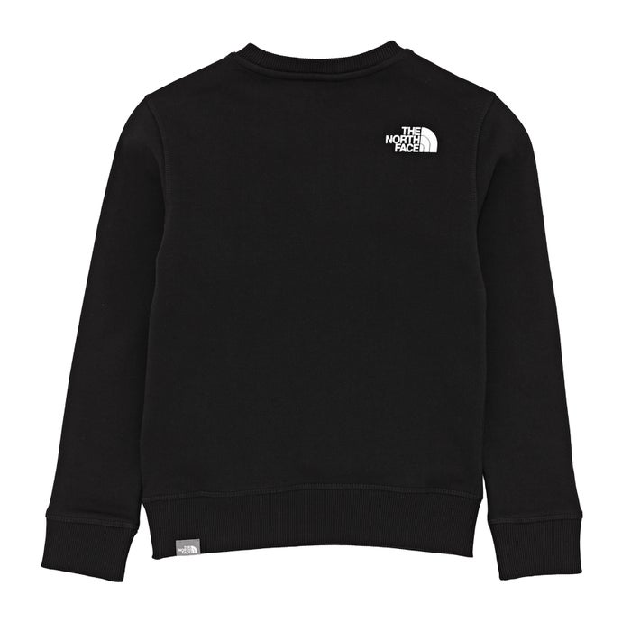 North Face Box Crew Kinder Pullover
