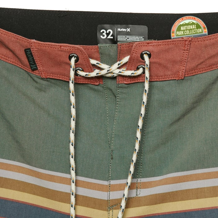 ac6dcfcd8 Hurley Pendleton Badlands 18in Boardshorts - Free Delivery options ...