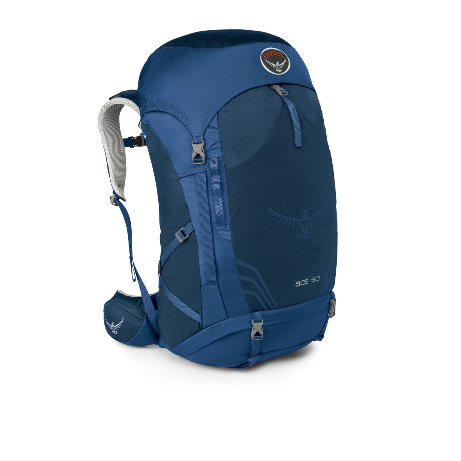 Osprey Ace 50 Kids Hiking Backpack - Night Sky Blue