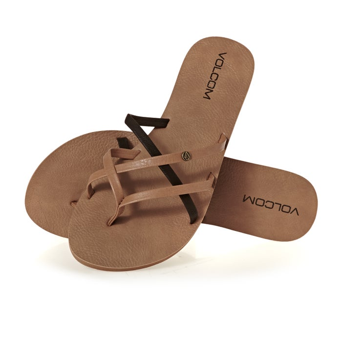 3c558b02da45 Volcom New School Womens Sandals available from Surfdome