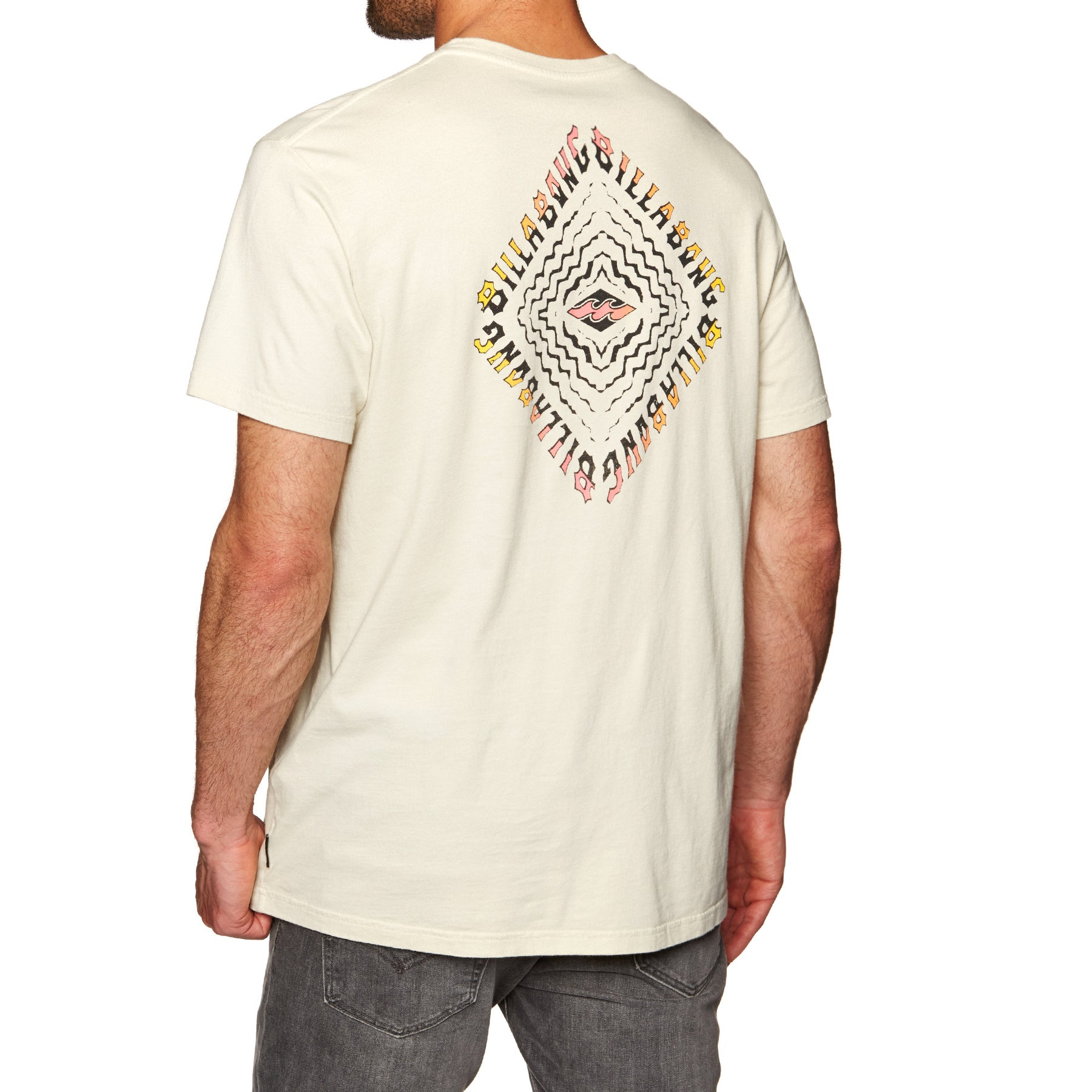Billabong Mind Eyes Short Sleeve T-Shirt - Chino