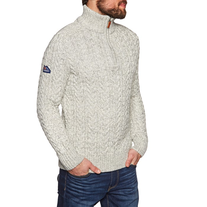 Superdry Jacob Henley Knits
