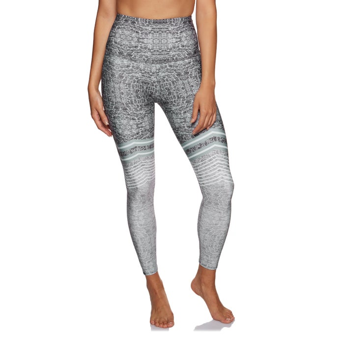 5930b1afe5 Onzie Graphic High Rise Midi Womens Leggings available from Surfdome