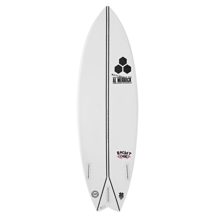 Surfboard Channel Islands Rocket Wide Spine-Tek
