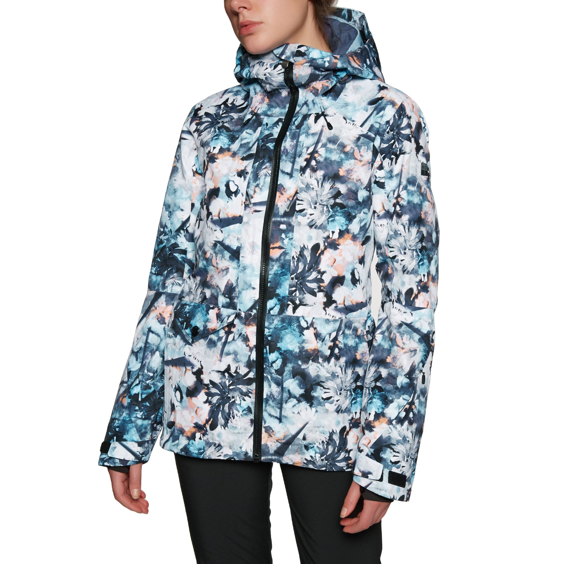 Roxy Essence 2L Gortex Womens Snow Jacket - Water Of Love