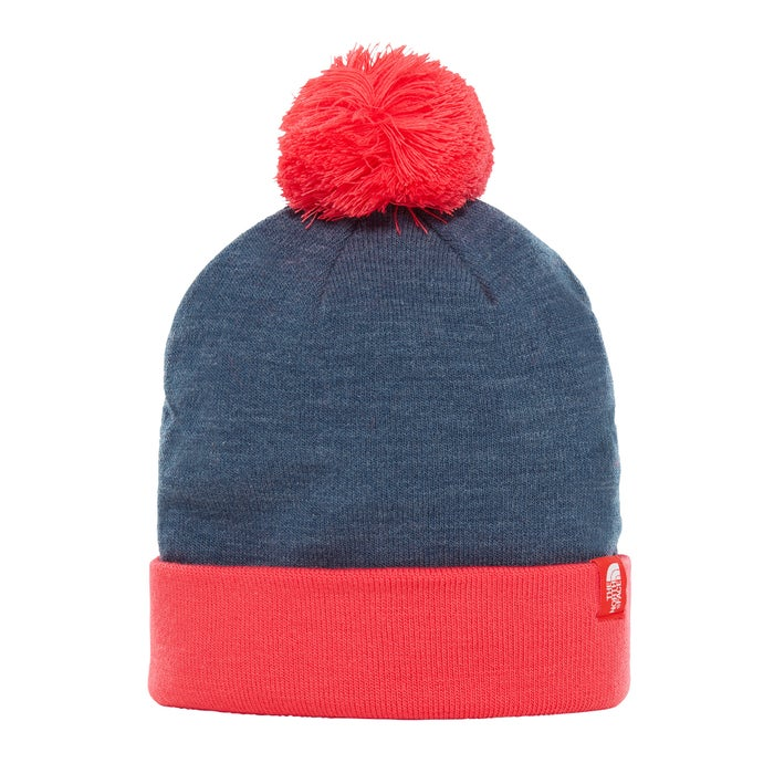 4805f6be3da98 North Face Youth Ski Tuke Boys Beanie available from Surfdome