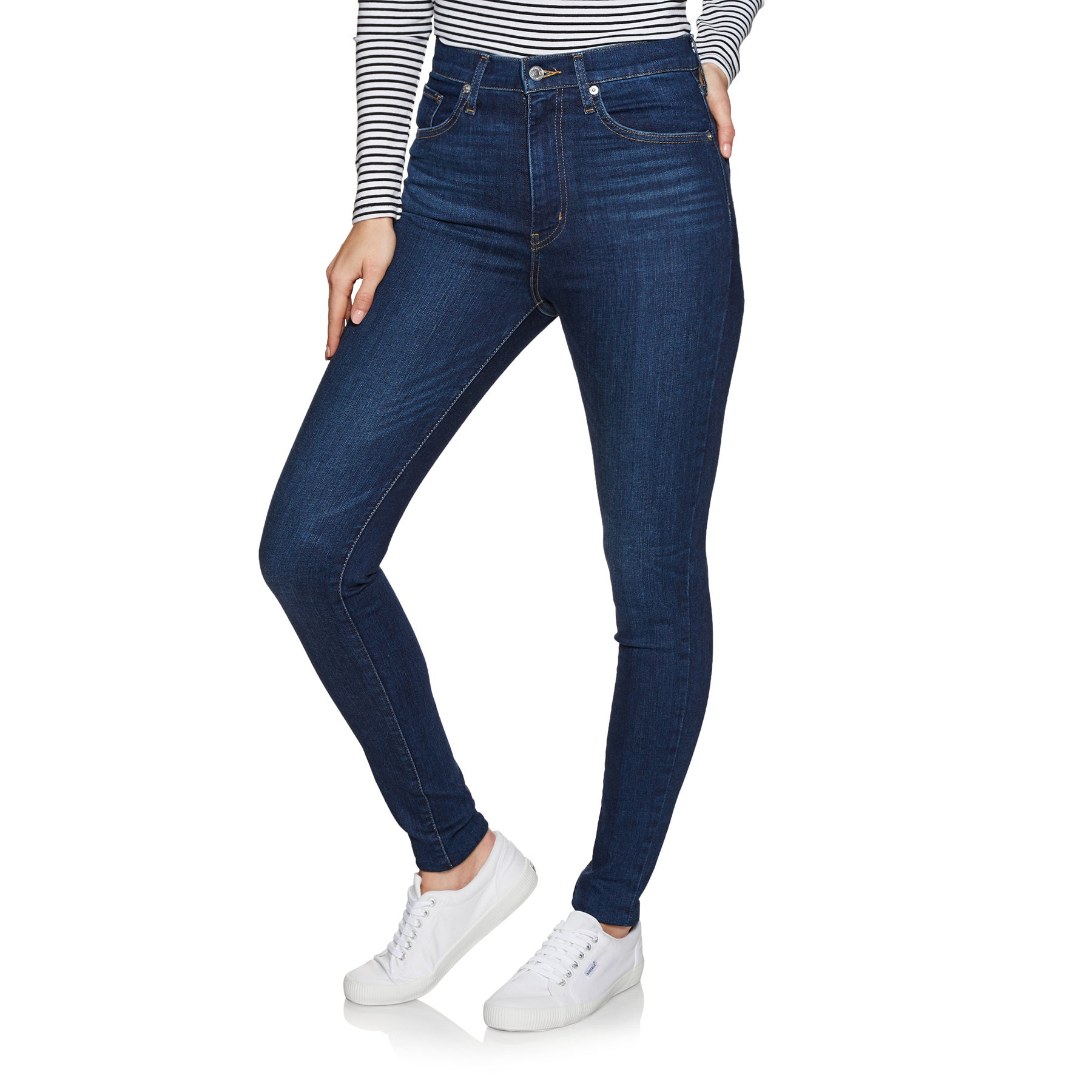 Levis Mile High Super Skinny Womens Jeans - And Then Some
