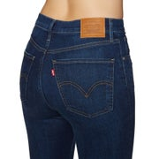 Levis Mile High Super Skinny Womens Jeans