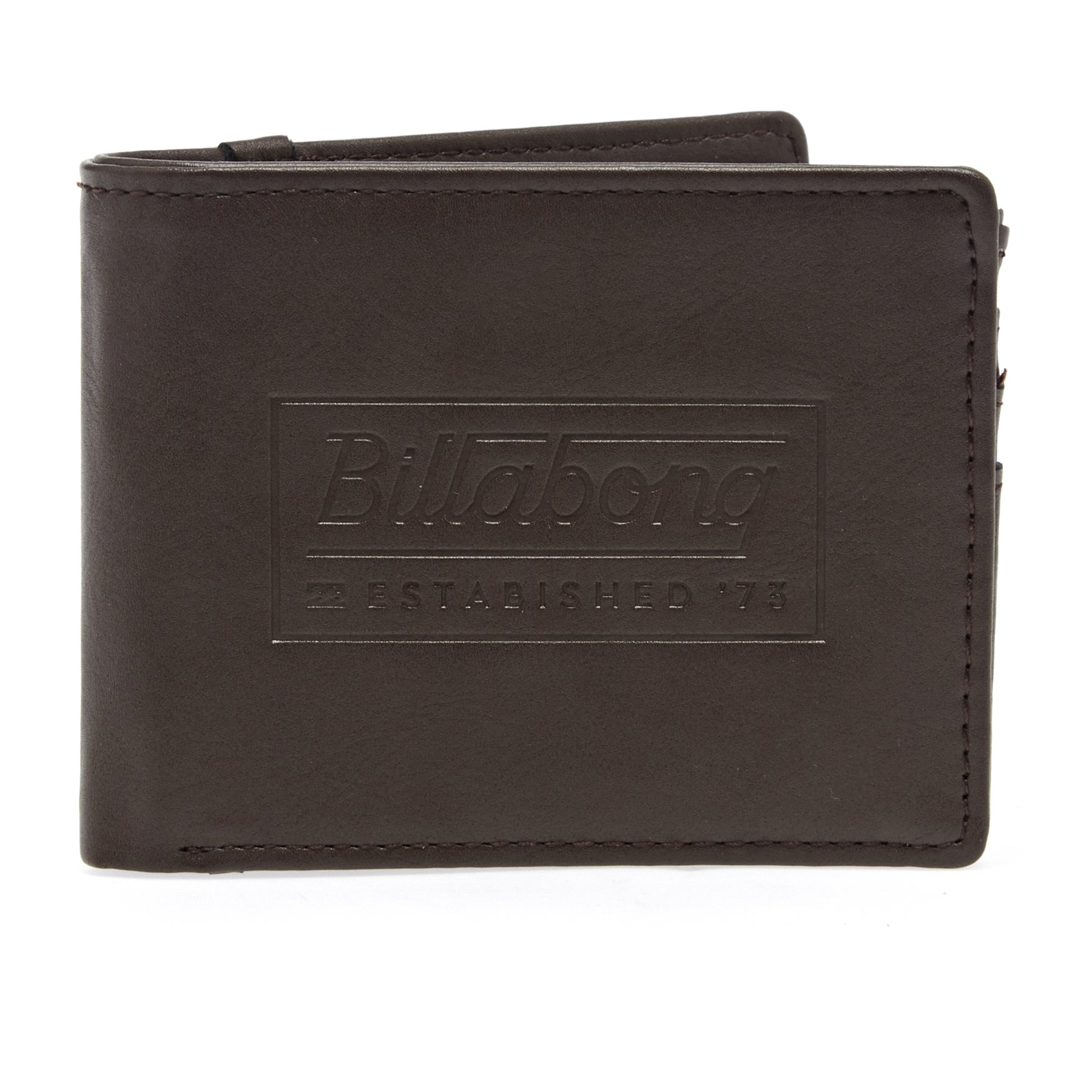Billetera Billabong Walled - Chocolate