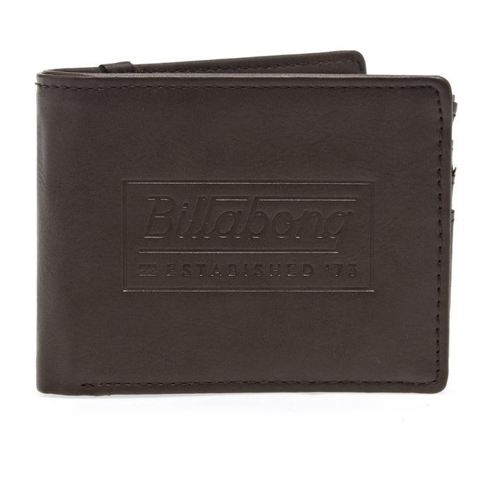 Billetera Billabong Walled