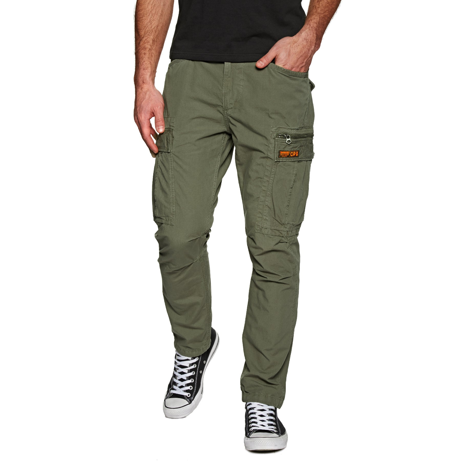 e0283249ec Superdry Parachute Cargo Pants available from Surfdome