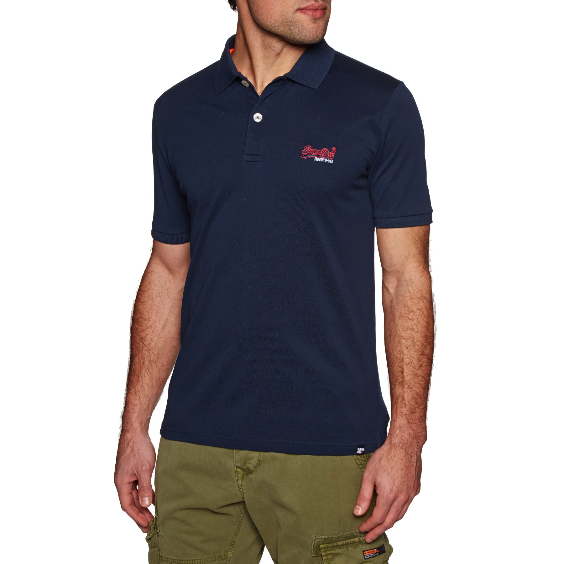 cbeadfce16df Superdry Mercerised Lite City Polo Shirt available from Surfdome