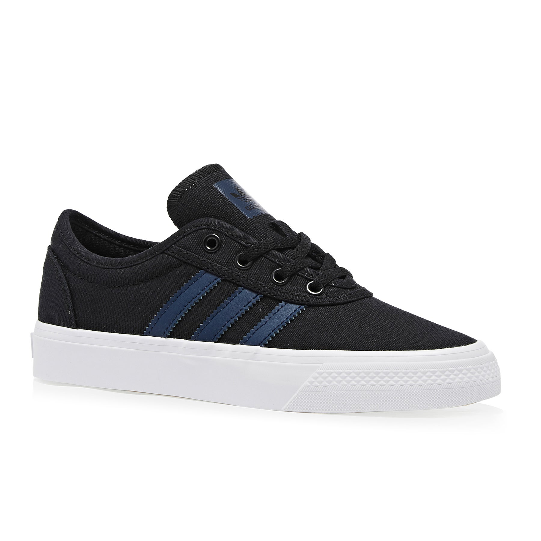Adidas Adiease Kids Shoes - Black Navy Cloud White