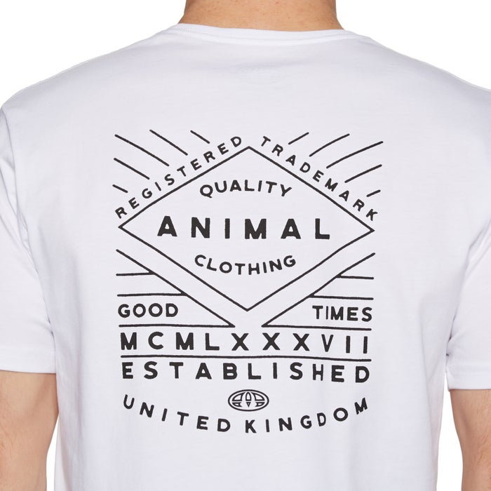 Animal Established Short Sleeve T-Shirt