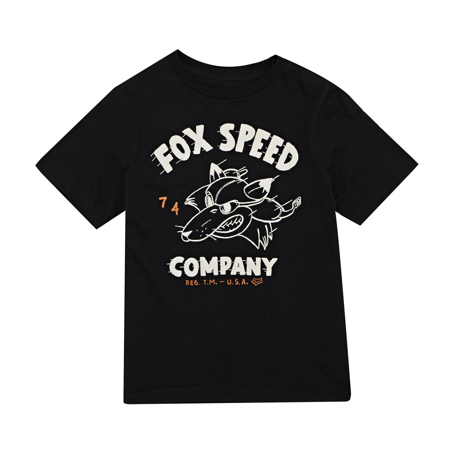 Fox Racing Youth Bomber Short Sleeve T-Shirt