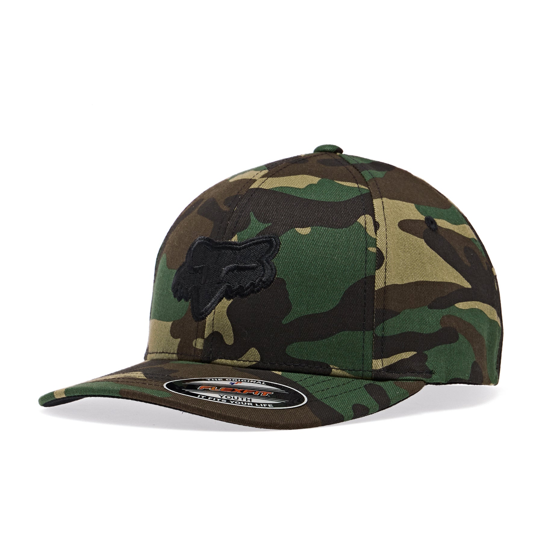 Fox Racing Youth Legacy Flexfit Cap - Cam
