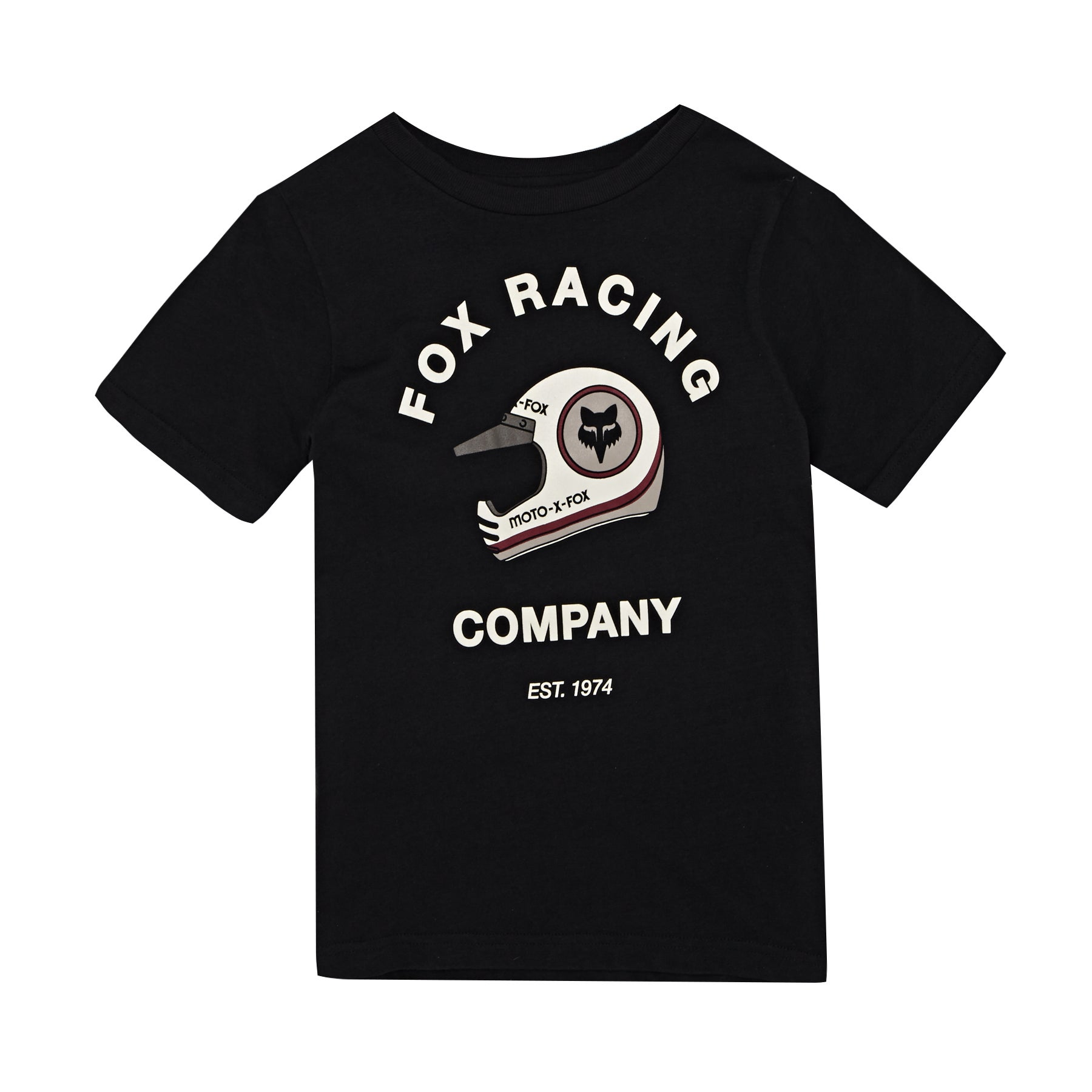 Fox Racing Youth Moto 3 Short Sleeve T-Shirt - Black