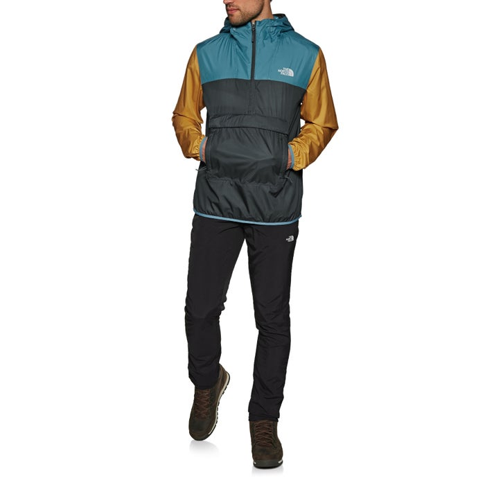 Chaqueta a prueba de viento North Face Fanorak