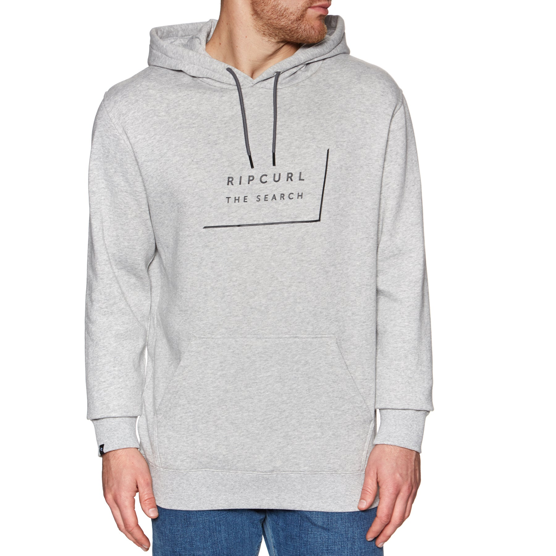 Pullover à Capuche Rip Curl Daily Fleece - Cement Marle
