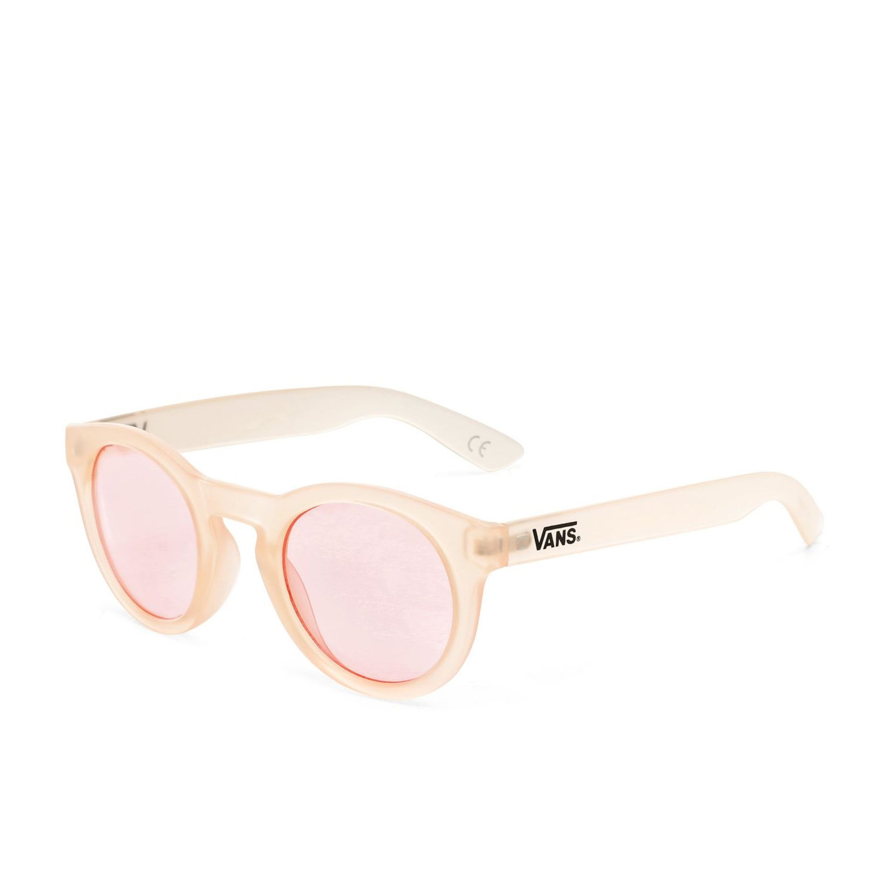 Vans Lolligagger Womens Sunglasses - Frosted Translucent